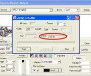Dùng phần mềm ArtCut cho máy cắt decal Trung Quốc